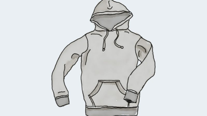 Hoodie with Pocket