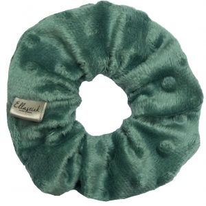scrunchie ellastiek groen