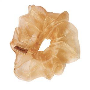 organza scrunchie