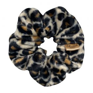 Panter scrunchie