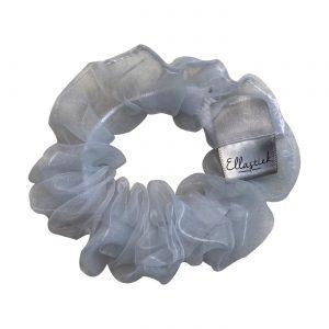scrunchie organza